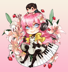 Commission: Lilypichu by ippus