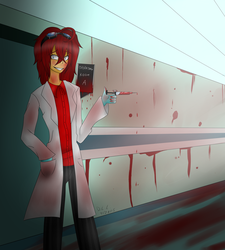 The doctor will see you now by squashgender