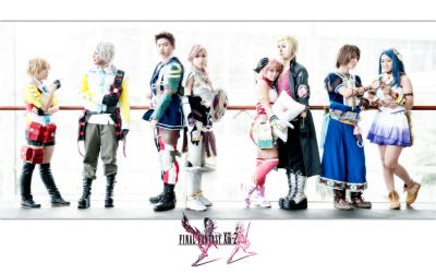 FF XIII-2 - The Couples by curionenene