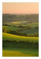 Hampshire South Downs by Neutron2K