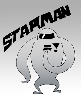Starman by that-one-guy-again
