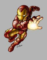 ironman by LOLONGX
