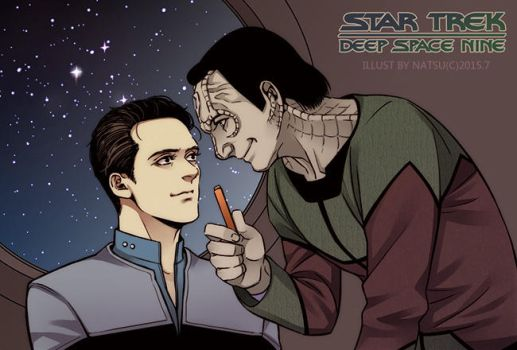 DS9-doctor and tailor by Athew