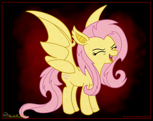 Flutterbat by MeckelFoxStudio