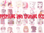 RESELLING AND TRADING OCS by sukotai