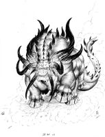 Behemoth by Level9Drow