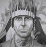 Indian Larry by davincisghost