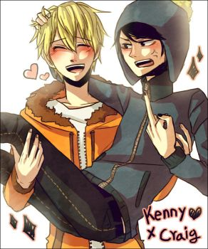 South Park : Kenny x Craig 6 by sujk0823