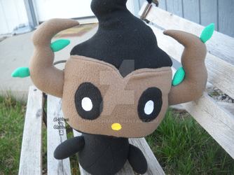 Phantump by Yumio-chan