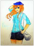 AT: Freya by Arione-rii