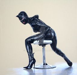 Purrfection by karlhcox
