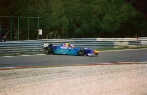 Johnny Herbert, Sauber, Estoril - 1996 by F1PAM