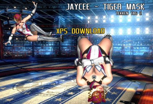 Jaycee - Tiger mask | XPS DOWNLOAD by Changinformatica