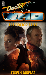 New Series Target Covers: The Doctor Falls by ChristaMactire