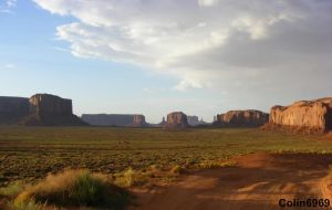 Monument Valley Shot 04 by colin6969