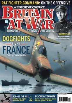 Britain at War Magazine - Issue 131 March 2018 by rOEN911