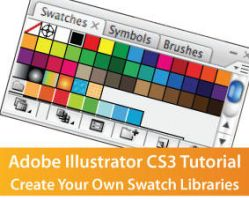 Swatch Libraries Tutorial by andart