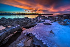 Fire and Ice II by MarshallLipp