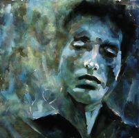 Bob Dylan revisited by Les-Allsopp