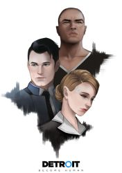 Detroit Become Human by JojoPloy