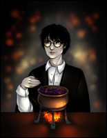 HP: Harry Potter by maryallen138