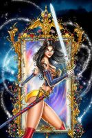 Sela Grimm Fairy Tales Cover by jamietyndall