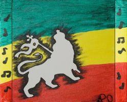 Lion of judah by JagArPether
