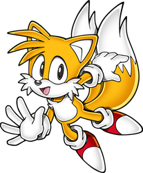 Classic Tails by KetrinDarkDragon