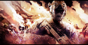 Call of Duty by The35thChamber