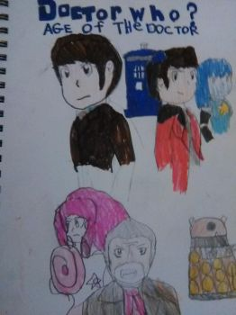 Doctor who: age of the doctor by soundbreaker1235