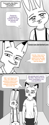 The first impression. The Mark Extra Page 12 by Koraru-san