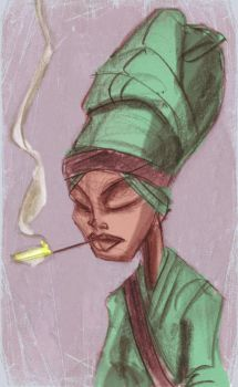 ERYKAH by jusscope