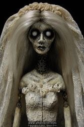 Lost Lenore - detail by shainerin