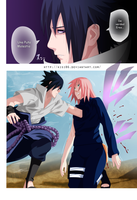Naruto 693 You're such an annoyance by kisi86
