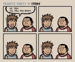 Private Party #104 by edenbj