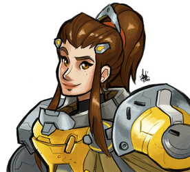 Brigitte by TheArtrix