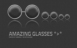 Amazing Glasses by creativen3rd