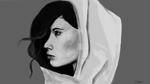 Lady Portrait by S-ProductionGames