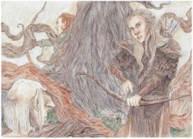 Mirkwood by El--Fox