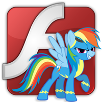 Pony Desktop Icons by Elalition