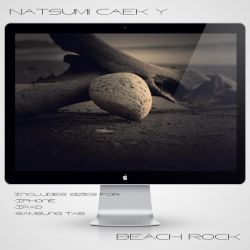 Beach Rock by Natsum-i