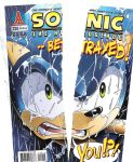 This is what I think of Archie's Sonic comic fate by dth1971