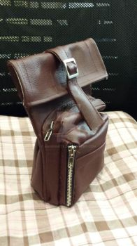 Final Fantasy XIII Lightning's Leg Bag by KarenSkye