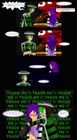 TC Task - Part Two- The Riddles by KitsuneaiOokami
