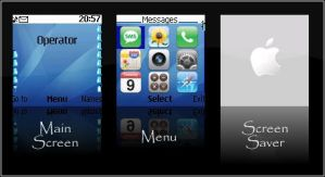 Nokia 6020 MacTheme by Real99