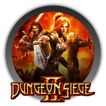 Dungeon Siege II (2) - Icon by Blagoicons