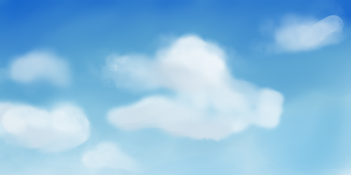 Clouds by Legally-Vic