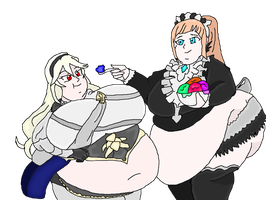 Fire Emblem Fats Colored by Michael7474