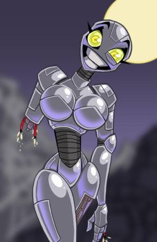 31 GoH: Robot by ChadRocco