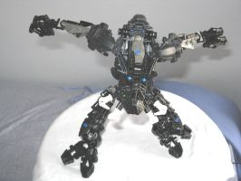 Lego bionicle Spec Ops Elite 2 by retinence